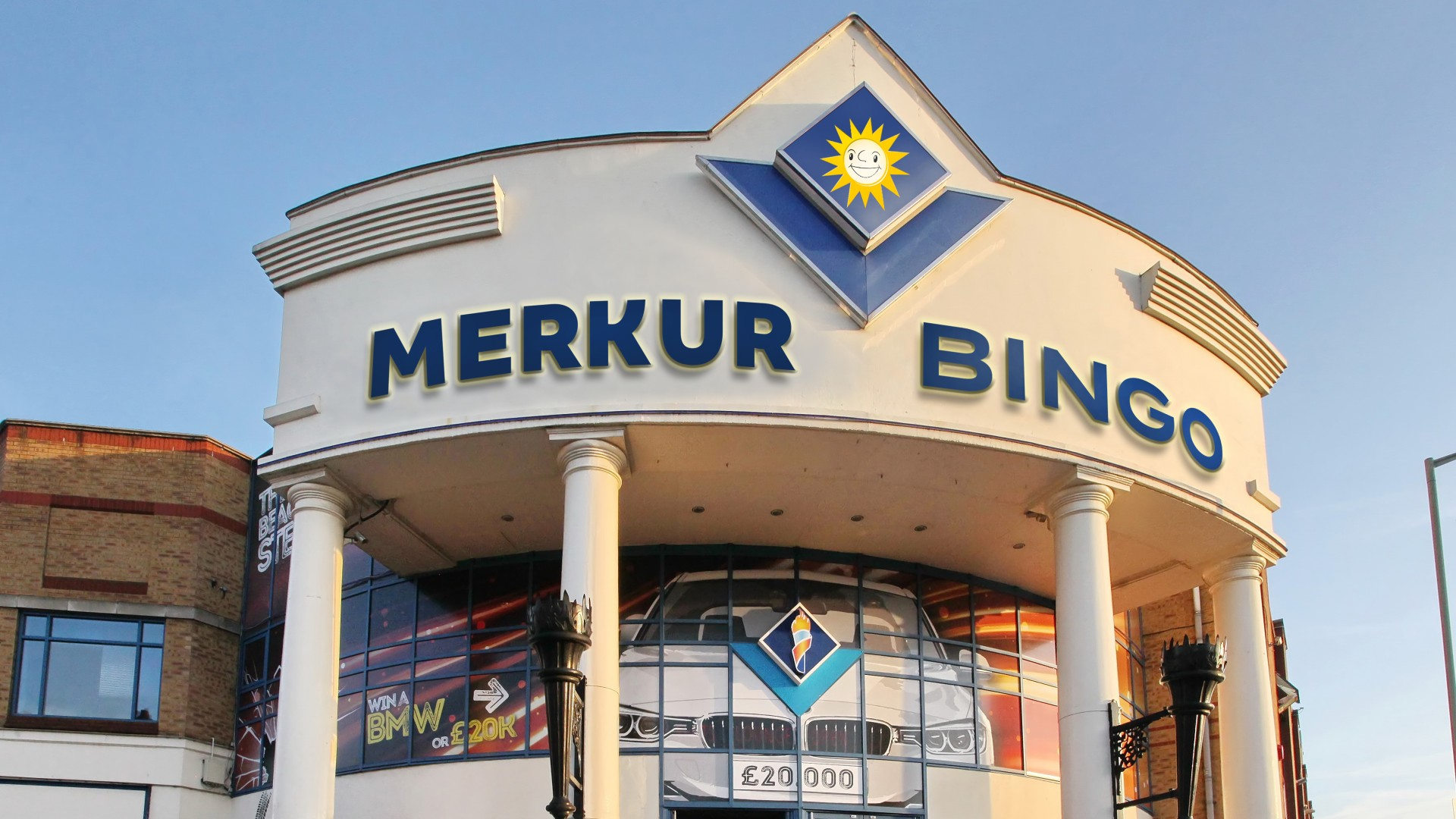 MERKUR Bingo-outside